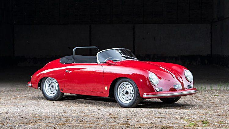 1957 Porsche 356A Carrera Speedster GS/GT