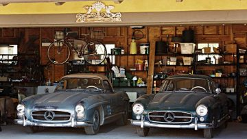 Mercedes Benz 300 SL Gullwing and Roadster
