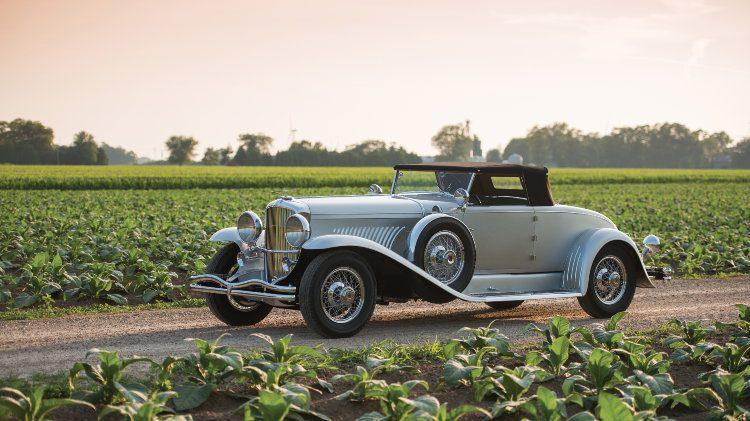 1929 Duesenberg Model J Convertible Coupe by Murphy