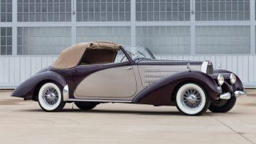 1939 Bugatti Type 57C Cabriolet