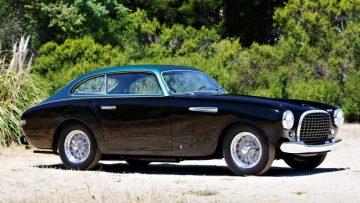 1951 Ferrari 212 Inter Coupe