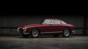 1954 Ferrari 250 Europa GT Coupe by Pinin Farina