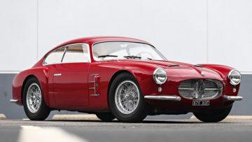 1956 Maserati A6G/54 Berlinetta