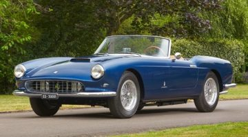 2017 Gooding Pebble Beach Sale (Italian Sports Cars Announcement)