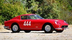 Red 444 1965 Ferrari 275 GTB