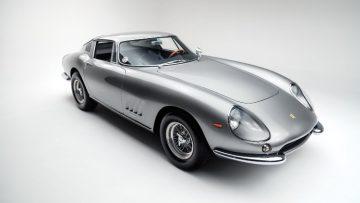 1965 Ferrari 275 GTB 6C Alloy by Scaglietti