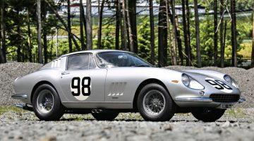 2017 Monterey Auctions – Top Ferraris (Preview)
