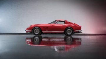 Red 1967 Ferrari 275 GTB/4