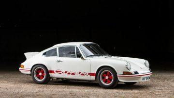 2017 Bonhams Goodwood Festival of Speed Sale Results