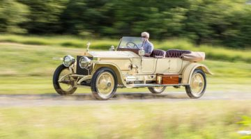 2017 Bonhams Simeone Philadelphia Sale (Rolls Royce Announcement)