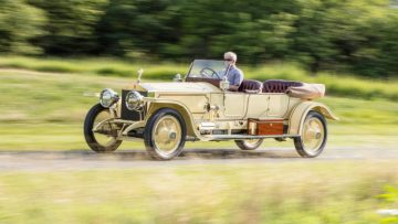 2017 Bonhams Simeone Philadelphia Sale (Rolls Royce Announcement)