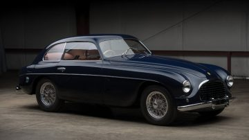 1950 Ferrari 195 Inter Coupe by Touring