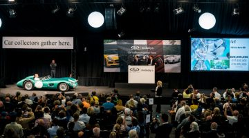2017 RM Sotheby's Monterey Sale Auction Results