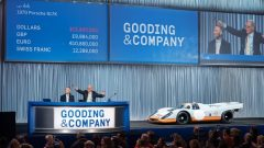 2017 Gooding Pebble Beach Sale Auction Results