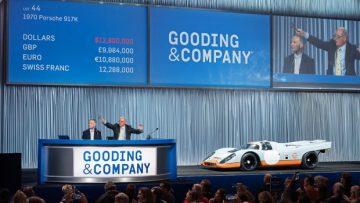 1970 Porsche 917K at Auction