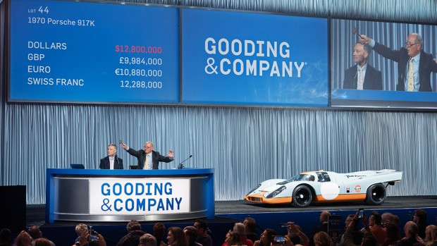 1970 Porsche 917K at Auction