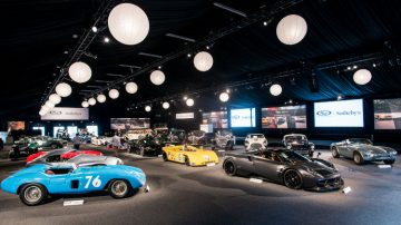 2017 RM Sothebys Monterey Sale Preview