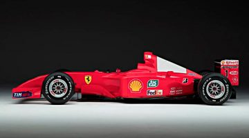 2017 RM Sotheby's New York (Schumacher Monaco Ferrari Announcement)