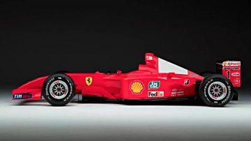 2001 Ferrari F2001 Chassis 211