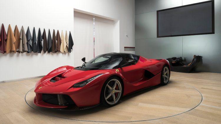 2013 Ferrari LaFerrari Prototype