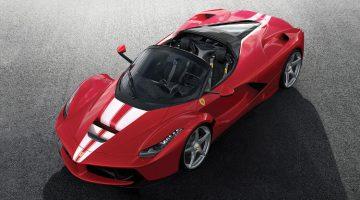 2017 RM Sotheby's Ferrari Maranello Sale Results
