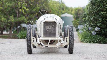 Bothwell 1908 Benz 105 horsepower Prinz Heinrich race car