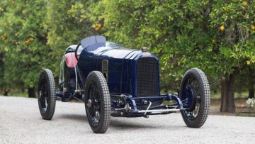 Bothwell 1913 Peugeot L45 Twin Cam Racing Two Seater