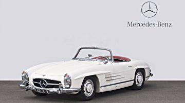 1961 Mercedes Benz 300 SL