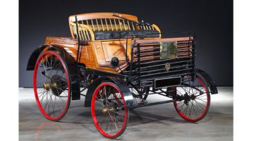 2017 Bonhams to Brighton Run Sale (Santler Dogcart Announcement)