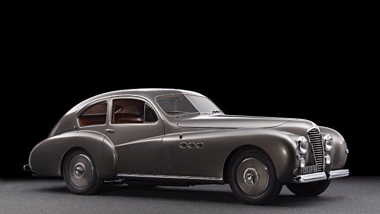 1950 Dehlaye 135M Vanvooren