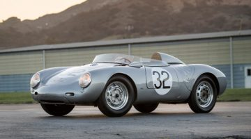 2018 Bonhams Scottsdale Sale (Porsche 550A Announcement)