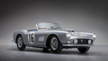 2017 RM Sotheby's New York Sale (Ferrari California Spider Competizione Announcement)