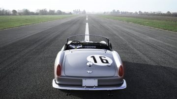 1959 Ferrari 250 GT LWB California Spider Competizione rear