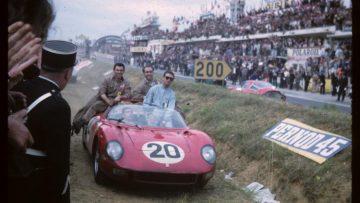 1963 Ferrari 275 P Le Mans Victory