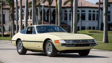 First 1969 Ferrari 365 GTB/4 Daytona