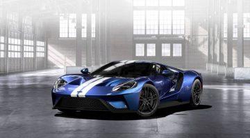 2018 Barrett-Jackson Scottsdale Auction (Ford GT Announcement)