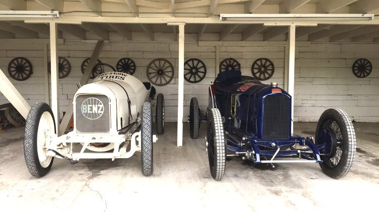 Bothwell Collection: Record Benz and Peugeot