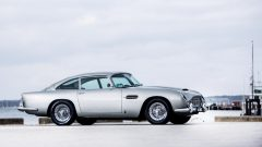 Paul McCartney's 1964 Aston Martin DB5 4.2-Litre Sports Saloon