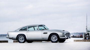 2017 Bonhams London Bond Street Sale (Celebrity Cars)