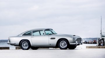 2017 Bonhams London Bond Street Sale (Celebrity Cars)