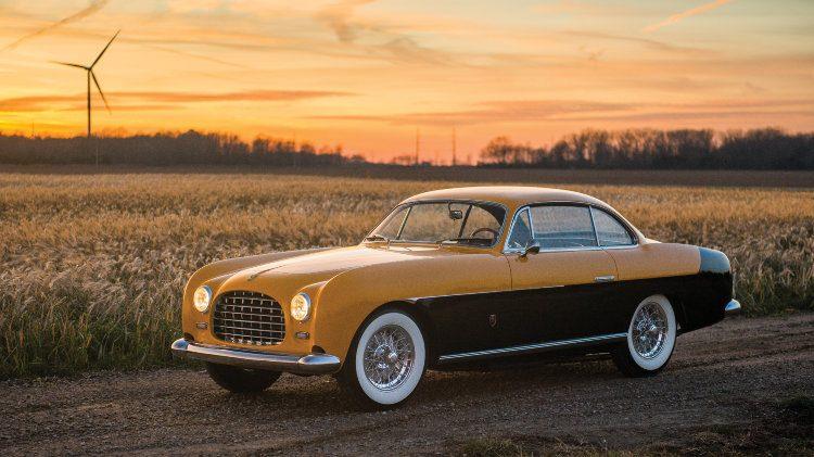 1952 Ferrari 212 Inter Coupe