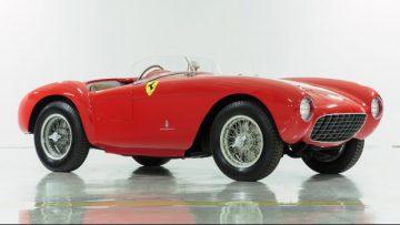 1954 Ferrari 500 Mondial Series I