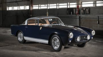 1957 Ferrari 250 GT Coupe by Boano