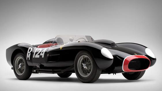 1957 Ferrari 250 Testa Rossa © Courtesy of RM Auctions