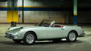 1958 Ferrari 250 GT Series I Cabriolet