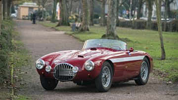 1954 OSCA 2000 S by Morelli