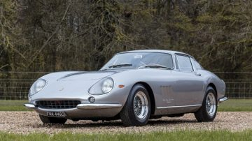 1965 Ferrari 275 GTB Alloy