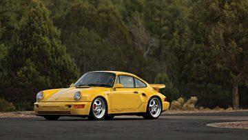 1993 Porsche Turbo S 'Leichtbau'