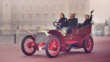 1904 Fiat Type 24/32 Rear Entry