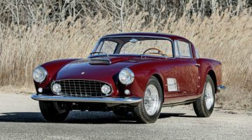 2018 Gooding Amelia Island Sale (Ferraris Announcement)